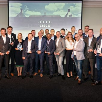 CISCO Prijsuitreiking Koetshuis