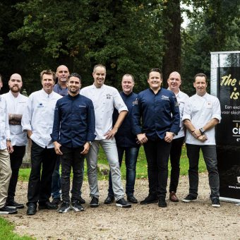 Team van IAMChef event