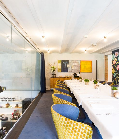 Private dining Utrecht