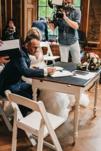 Married at first sight locatie